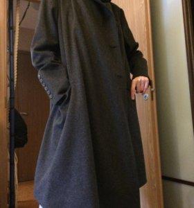 Пальто - накидка