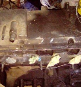 Двигатель Рено Логан 1.6 2009г.