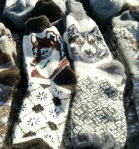 Носки овечья шерсть