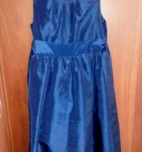 Платье для девочки на 10-11лет
