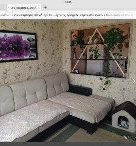 Продам комнату 18 кВ.м торг уместен