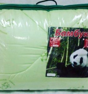 Одеяла бамбук.размеры:1,5сп.2х.сп.евро