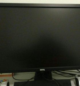 Игровой компьютер Intel Core i7 + Монитор BenQ 27