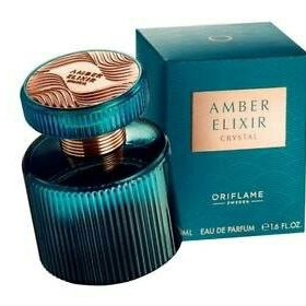 Парфюмерная вода Amber Elixir Crystal, 50 мл.