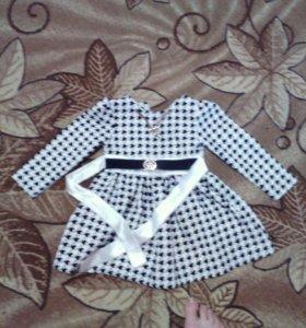 Платье для девочки 2х-3х лет