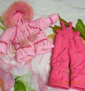 Детский зимний костюм Donilo р.86-92