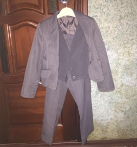 Школьная форма костюм тройка