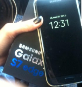 Samsung Galaxy s7 age