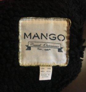 Дубленка Mango