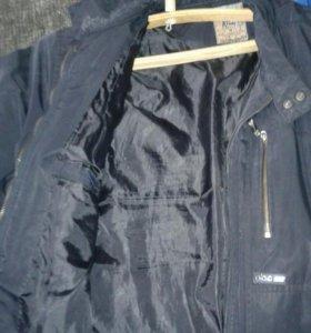 Куртка мужская 52-54р