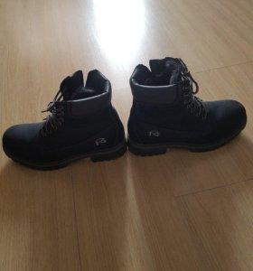 Мужские зимние ботинки 40р Италия
