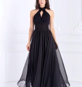 Платье длинное в пол Valentino