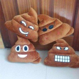 Подушки эмодзи