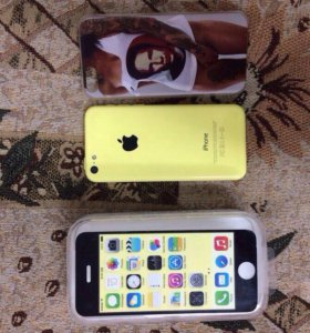 iPhone 5c 16gb Lte