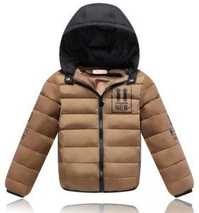 Новая куртка на весну- утепленая