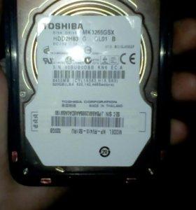 Жоский диск 320 гигов