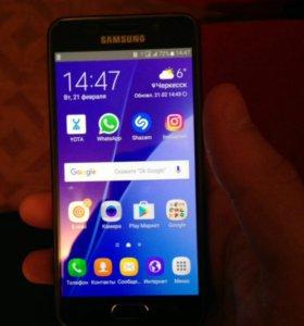 Samsung Galaxy A3 2016 год