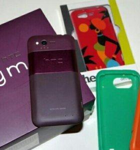 HTC Rhyme полный комплект в упаковке