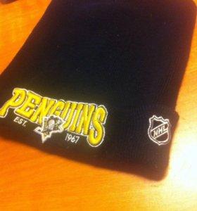 Хоккейная шапка