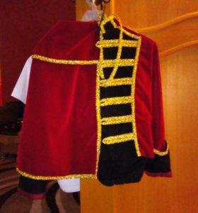 Гусарский новогодний кастюм