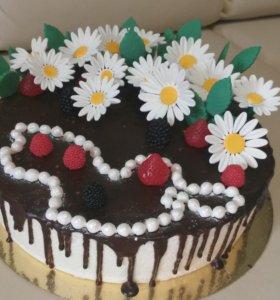 Очень вкусные торты