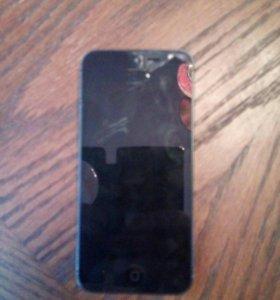 Продам iphone 5 на запчасти