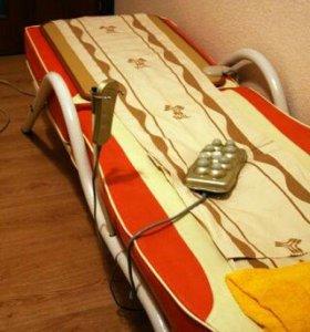 Массажная кровать электрическая