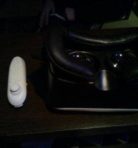 VR BOX очки вертуальной реальности