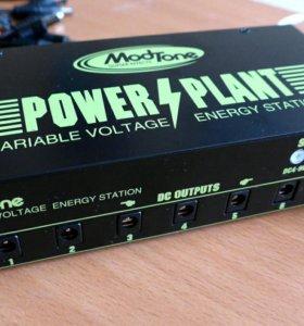 Modtone PowerPlant Блок питания педалей эффектов