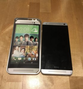 Бампер Love Mei для HTC