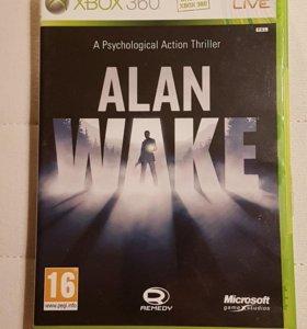 Alan Wake игра для Xbox 360