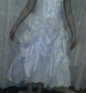 Платье на выпуской в садик