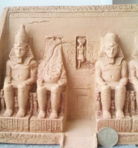 Статуэтка Египетских фараонов