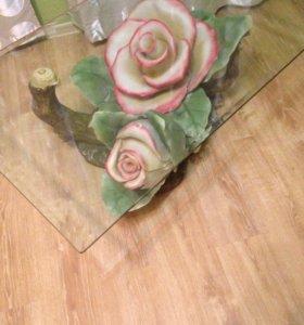Срочно!!!Эксклюзивный стол из керамики