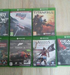 Игры для Xbox One обмен ps4