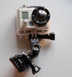Экшн-камера Go Pro Hero 2