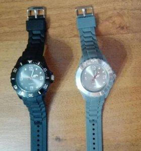 Кварцевые часы (для женщин и мужчин)