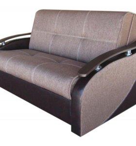 Новый диван аккордеон Тополек