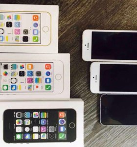 iPhone 5S 64 Sp.Gray/Silver/Gold no touch