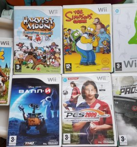 Игры на Wii