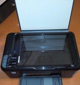 Принтер/сканер/копир HP deskjet