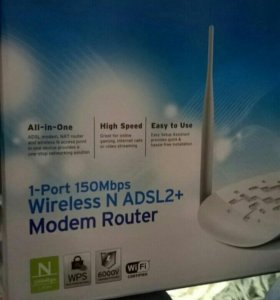 Роутер тп линк wireless n adsl2+