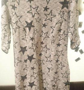 Платье для беременных, с вырезами для кормления