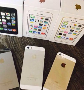 iPhone 5S 32 Sp.Gray/Silver/Gold no touch