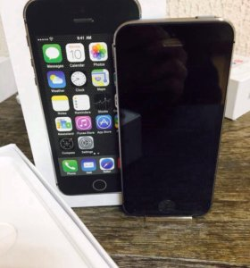 iPhone 5S 16 Space Gray no touch