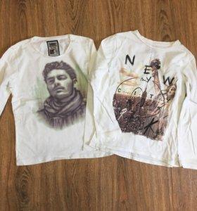Две кофты +футболка в подарок