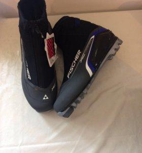 Ботинки Fischer XC comfort для беговых лыж