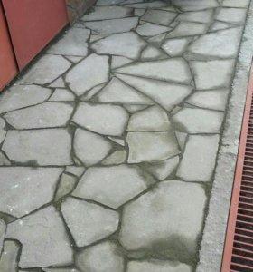 Камень натуральный отделочный
