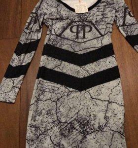 Платье новое с этикеткой