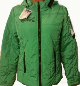 Новая зимняя куртка Winter про-во Россия